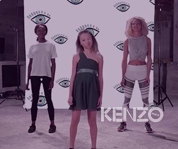 KENZO a fait confiance à La Fusée Électrique pour sa campagne social media
